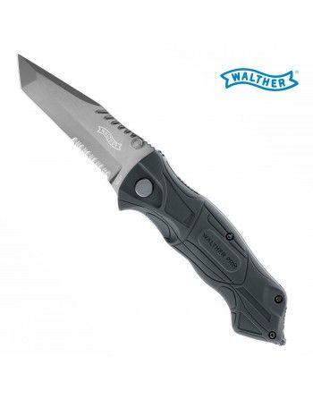 Zavírací nůž Walther Black Tac Tanto Pro