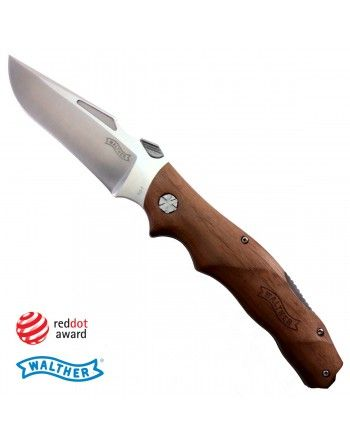 Zavírací nůž Walther AFW - Adventure Folder Wood