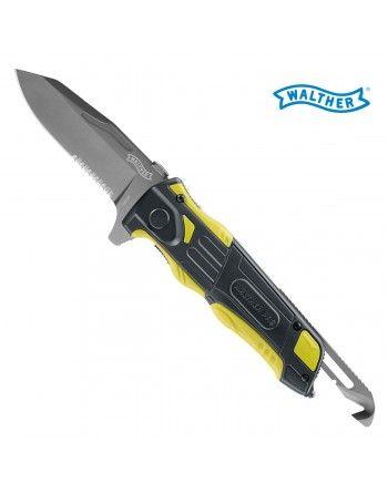 Zavírací nůž Walther Rescue Knife Pro Yellow