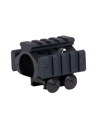 Adaptér ISSC pro svítilnu na picatinny rail
