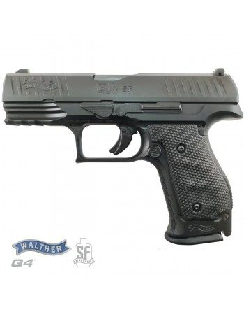 Pistole Walther Q4 Steel Frame PS