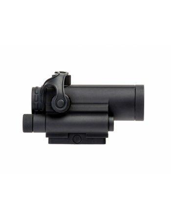 Kolimátor DI Optical Raven 1, tubusový, 30mm, tečka 1,5MOA, otočný spínač RV1
