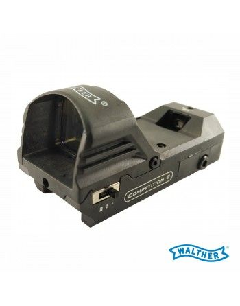 Kolimátor Walther model Competition II