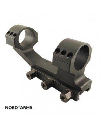 Předsazená montáž optiky NordArms nízká, 30 mm