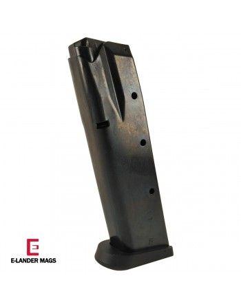 Zásobník E-Lander CZ 75/85 , 9 mm Luger, 16 nábojů, polymerová botka