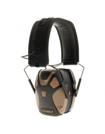 Sluchátka Caldwell E-MAX® PRO elektronická FLAT DARK EARTH