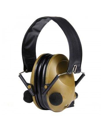 Sluchátka elektronická 101INC ACTIV proti hluku COYOTE