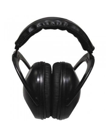 Sluchátka proti hluku MFH UNIVERSAL ČERNÁ