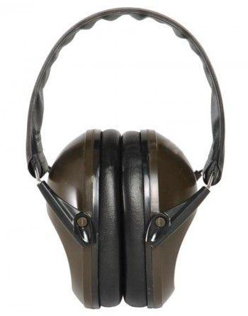 Sluchátka střelecká proti hluku MIL-TEC ZELENÁ