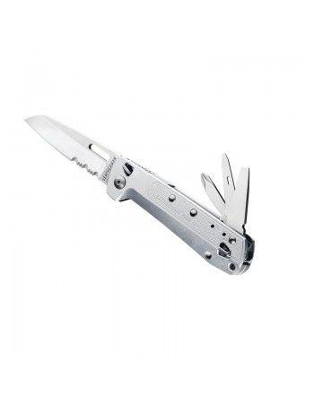 Nůž multifunkční FREE K2X SILVER