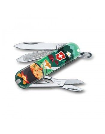 Nůž kapesní CLASSIC 58 mm SWISS MOUNTAIN DINNER