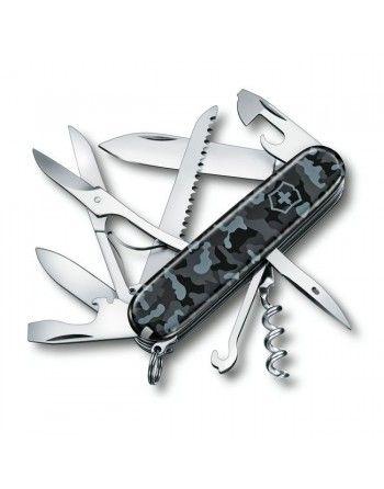 Nůž kapesní HUNTSMAN 91mm Navy Camo