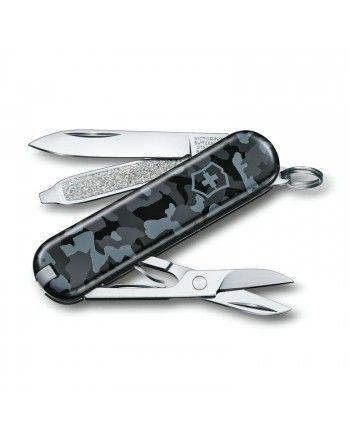 Nůž kapesní CLASSIC 58mm Navy Camo