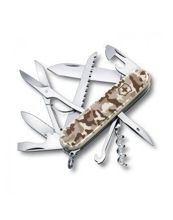 Nůž kapesní HUNTSMAN 91mm DESERT