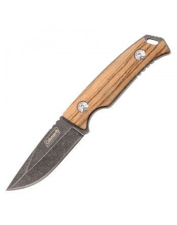 Nůž s pevnou čepelí ZEBRA včetně pouzdra