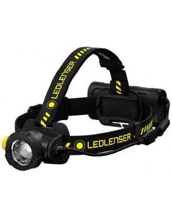 Svítilna čelová H15R Work černo-žlutá