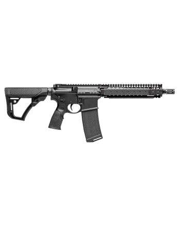Puška DDM4 MK18 Black RAIL