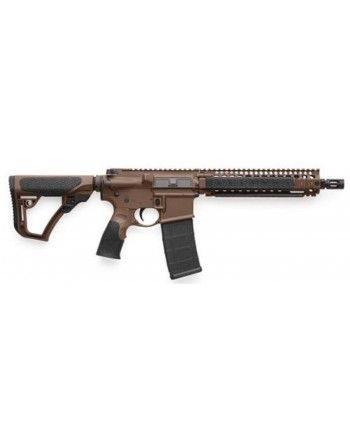 Puška DDM4 MK18 MilSpec+
