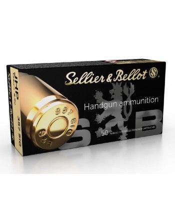 Náboje S&B .357 Sig - JHP - bal. 50ks
