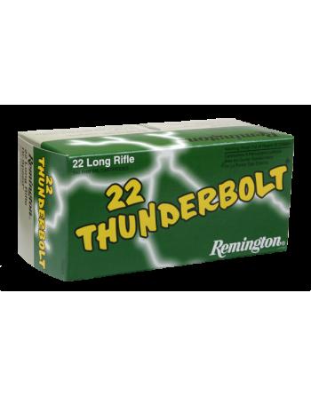 Náboje .22LR Remington Thunderbolt RN HV - Economy  Pack 500