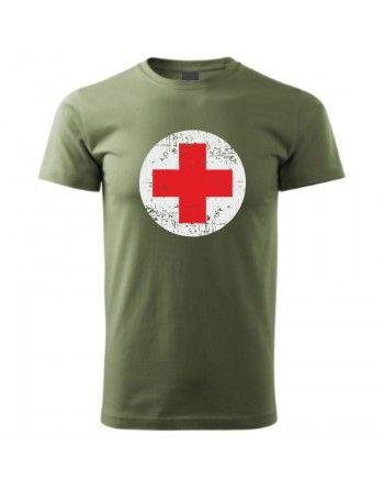 Tričko s potiskem Medic