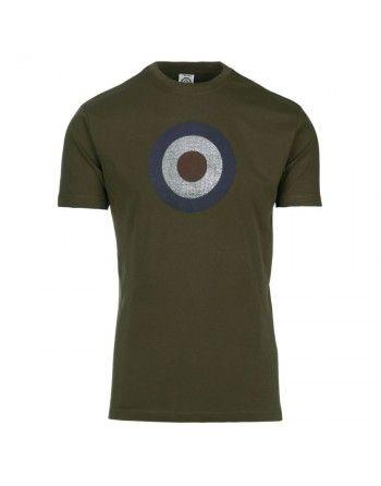 Tričko s potiskem RAF
