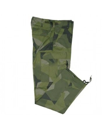 Maskáčové kalhoty Švédsko MIL-TEC