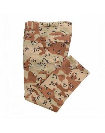 Maskáčové kalhoty DESERT 6 MIL-TEC