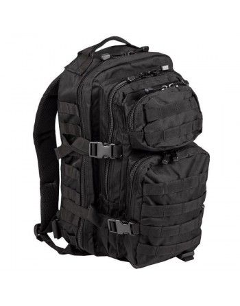 Batoh MIL-TEC US Assault Pack 30l ČERNÝ