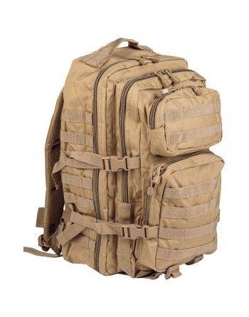 Batoh MIL-TEC US Assault Pack 30l COYOTE