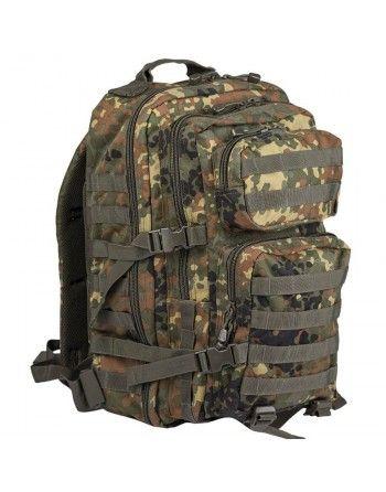 Batoh MIL-TEC US Assault Pack 30l FLECKTARN
