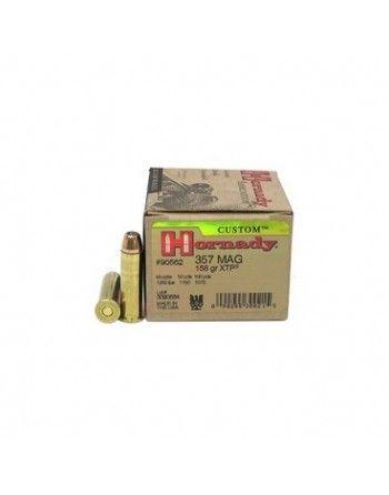Náboje Hornady Custom, .357 Mag, 158GR, XTP - bal.25ks