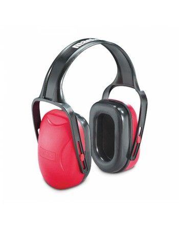 Chrániče sluchu HOWARD MACH 1, červené