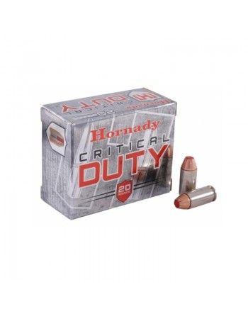 Náboje Hornady Critical Duty LE, .40 SW, 175GR, FlexLock - Bal. 20ks