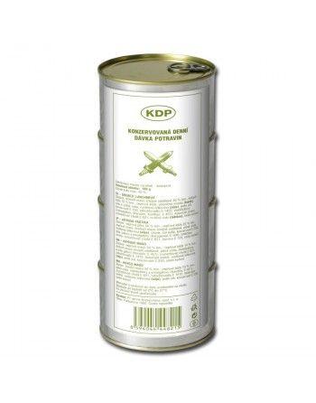 KDP potravinová dávka