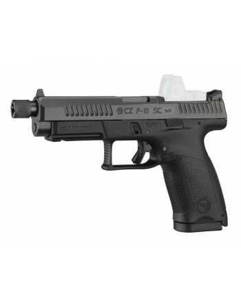 Pistole samonabíjecí CZ P-10SC OR&SR