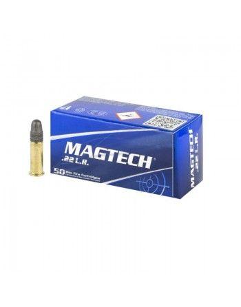 Náboj Magtech .22 LR LHP (22D) Subsonic, 2,59 g, 40 gr - Bal. 50ks