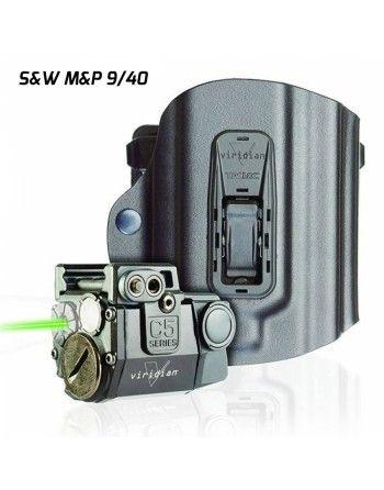 Viridian C5L svítilna / zelený laser + TacLoc na S&W M&P