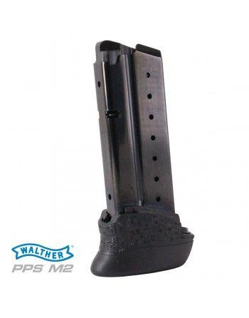Zásobník Walther PPS M2, 9 mm Luger, 8 nábojů, velikost L, AFC