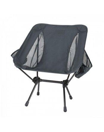 Židle Helikon-Tex RANGE CHAIR skládací ŠEDÁ