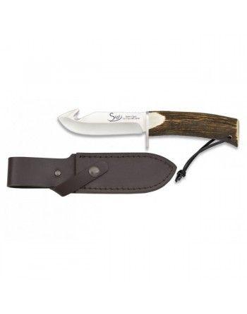 Nůž DEER s pevnou čepelí a pouzdrem