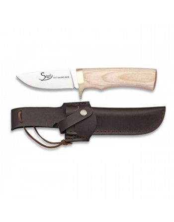 Nůž Albainox 32048 s pevnou čepelí a pouzdrem