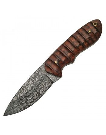 Nůž s pevnou čepelí...