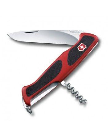 Nůž kapesní RangerGrip 52 130mm ČERVENÝ