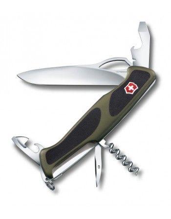 Nůž kapesní RangerGrip 61 130mm ZELENÝ