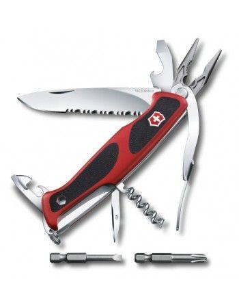 Nůž kapesní RangerGrip 174 130mm ČERVENÝ