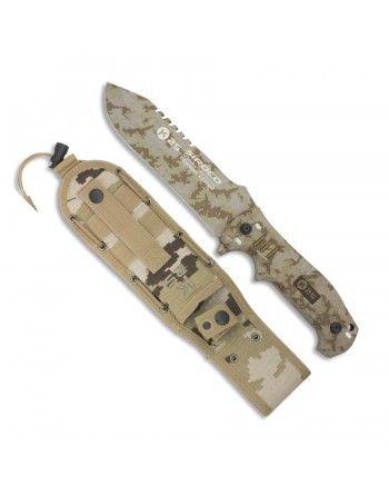 Nůž K25 32116 SIROCO pevná...
