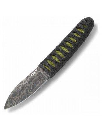 Nůž s pevnou čepelí CRKT AKARI včetně pouzdra