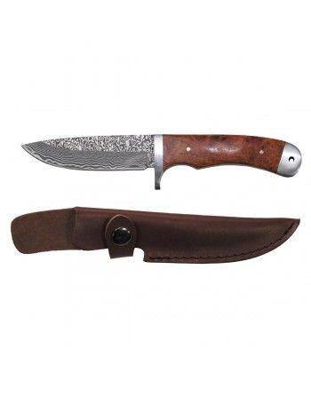"""Nůž """"Damašek"""" dřevěná..."""
