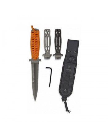 Nůž K25 TACTICAL 31993 pevná čepel - paracord